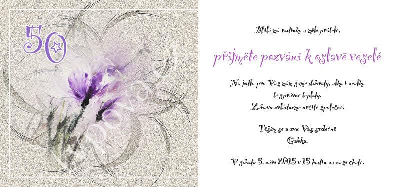 pozvánka k narozeninám vzor Narozeninové pozvánky – vzory pozvánka k narozeninám vzor